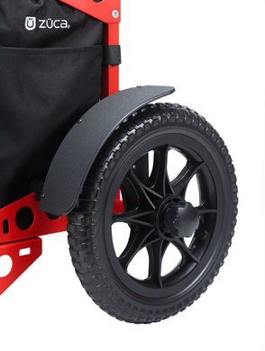 Compact Disc Golf Cart Fenders/Black
