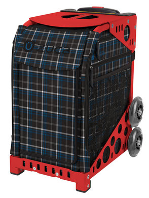 Imperial Plaid/Red Frame
