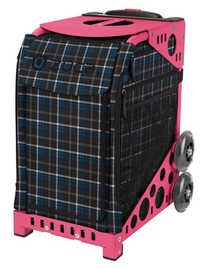 Imperial Plaid/Pink Frame