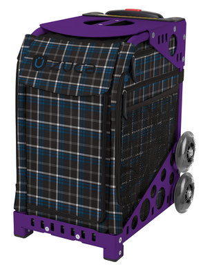 Imperial Plaid/Purple Frame