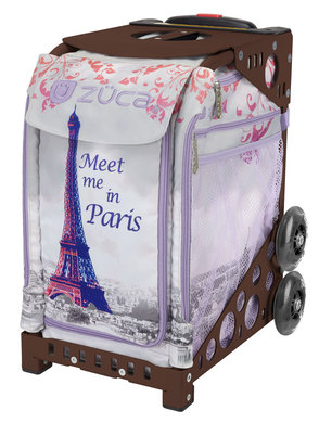 Meet Me In Paris/Brown Frame