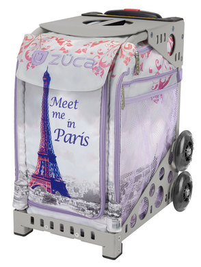 Meet Me In Paris/Gray Frame
