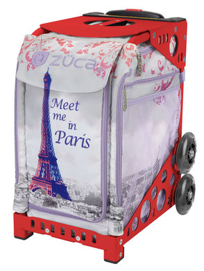 Meet Me In Paris/Red Frame