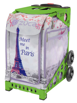 Meet Me In Paris/Green Frame
