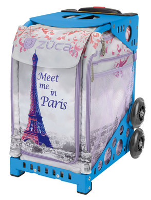 Meet Me In Paris/Blue Frame