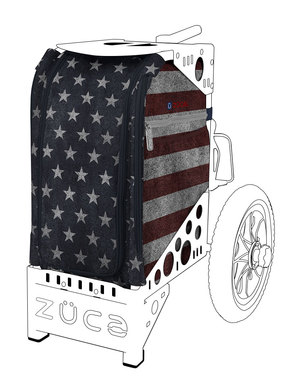 Old Glory Disc Golf Insert Bag