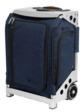 Navigator Carry-On Navy/Silver