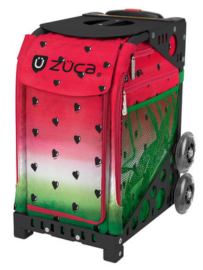 Watermelon Dew/Black Frame Non-Flashing Wheels