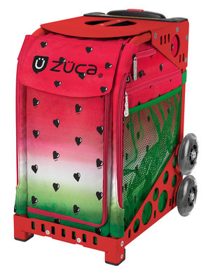 Watermelon Dew/Red Frame
