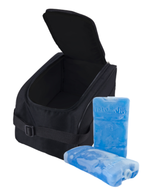EZ/Transit Cart Cooler Pouch/Black