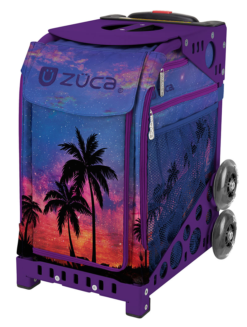 Buy Island Life Purple Frame Bag Z 220 Ca