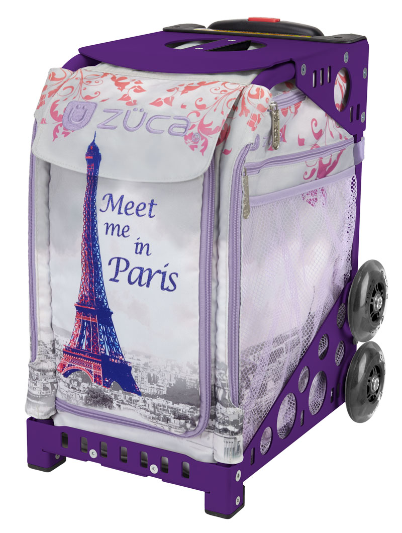 Buy Meet Me In Paris Purple Frame Bag Z 220 Ca