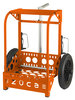 Backpack Cart LG - Orange