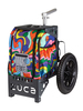 Compact Disc Golf Cart Smooth Roller