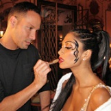 Troy Jensen, Celebrity Makeup Artist